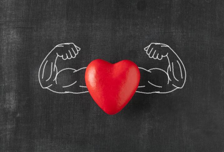 El corazón, todo un atleta