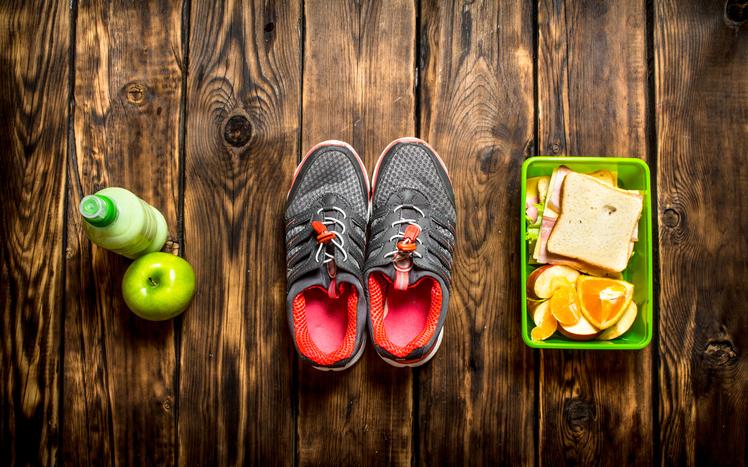 Qué comer y beber antes, durante y después de una competición deportiva