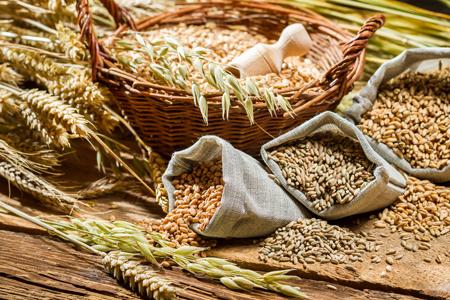 Cereales integrales, seguro de vida - Fundación Española del Corazón