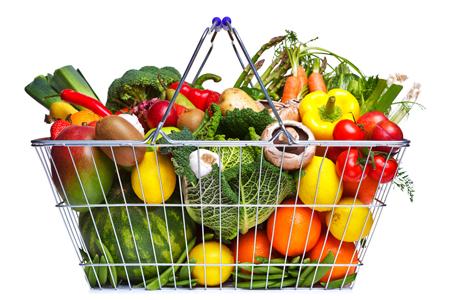 Qué lleva la cesta de la compra que cuida nuestro corazón? - Fundación  Española del Corazón