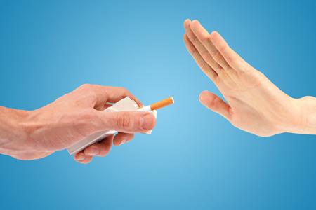 El daño del fumar allen el lapiaz