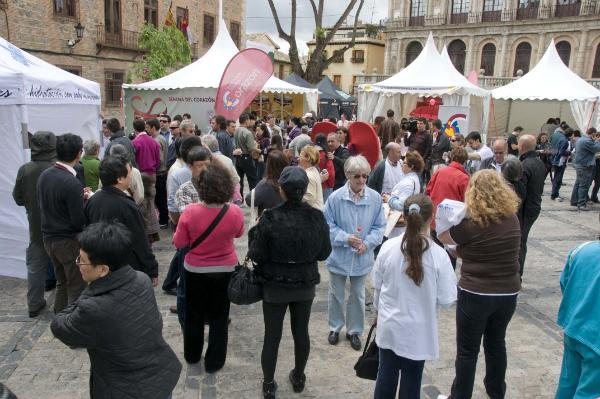 Éxito de participación en la Semana del Corazón de Toledo