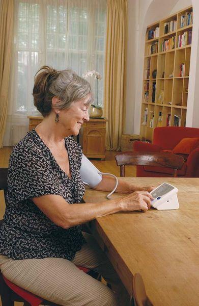 Hipertension: Tensiometro de brazo